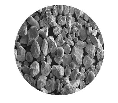 PDC鉆頭胎體制備預混粉